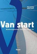 Boek cover Van start van Wim Tersteeg (Paperback)