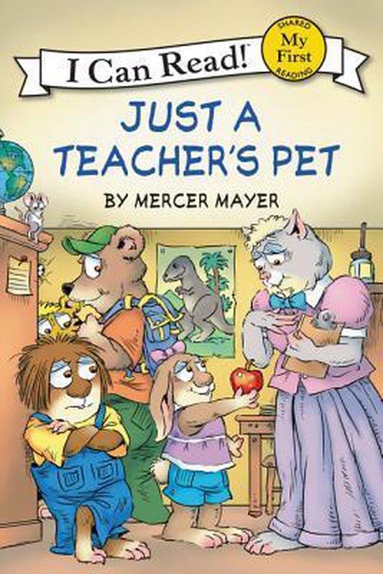 Little Critter Just A Teacher's Pet