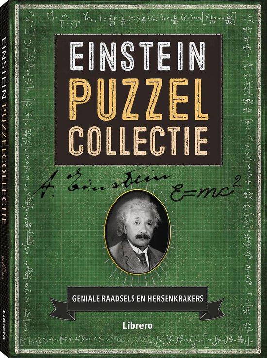 Einstein puzzelcollectie - Tim Dedopulos  