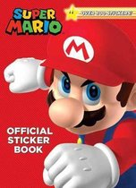 Super Mario Official Sticker Book