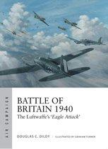 Boek cover Battle of Britain 1940 van Onbekend