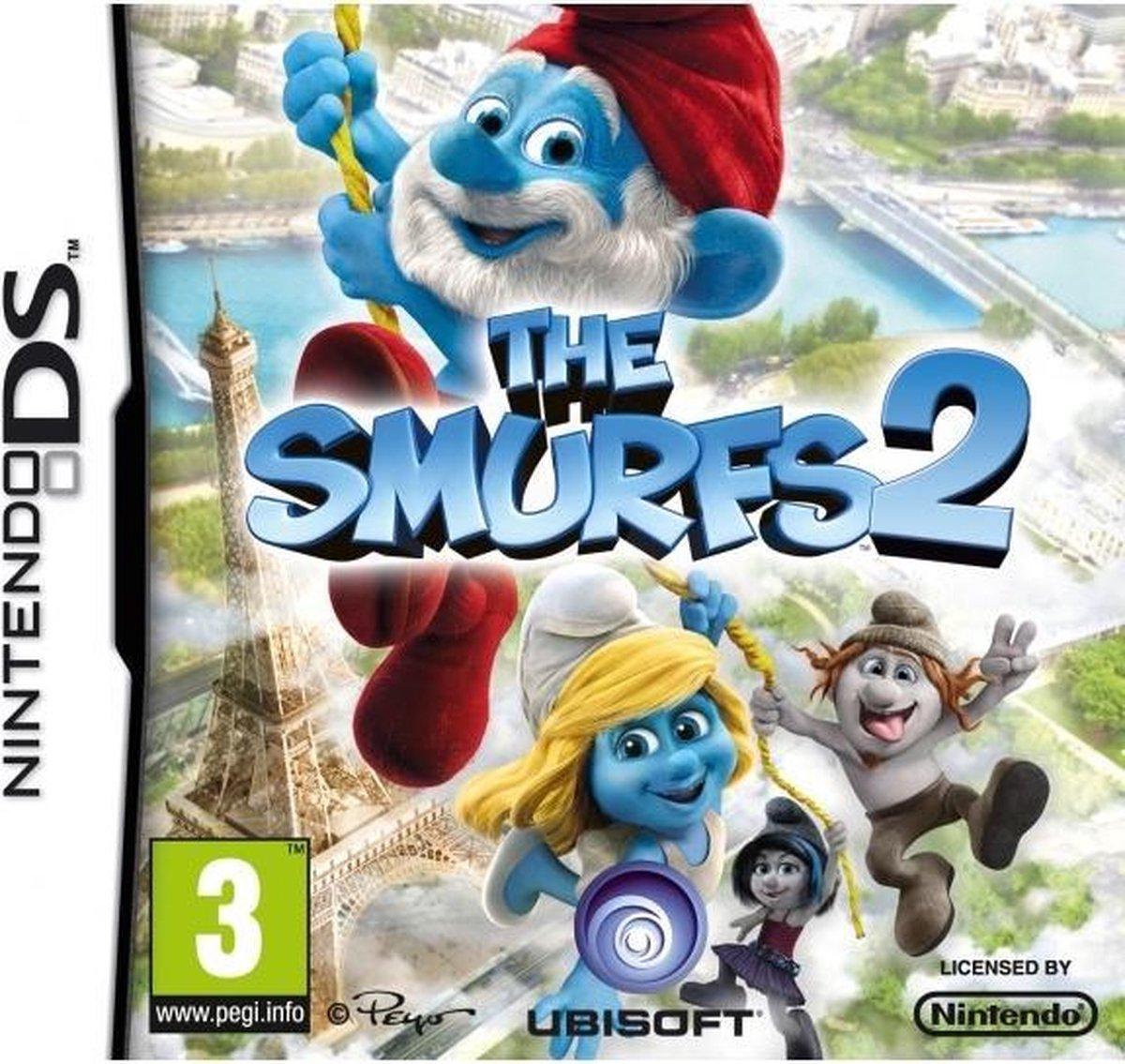 Nintendo The Smurfs 2 video-game Nintendo DS - Nintendo