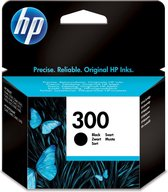 HP 300 - Inkcartridge / Zwart