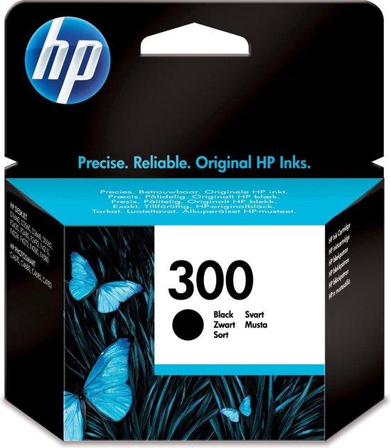 HP 300 - Inkcartridge / Zwart