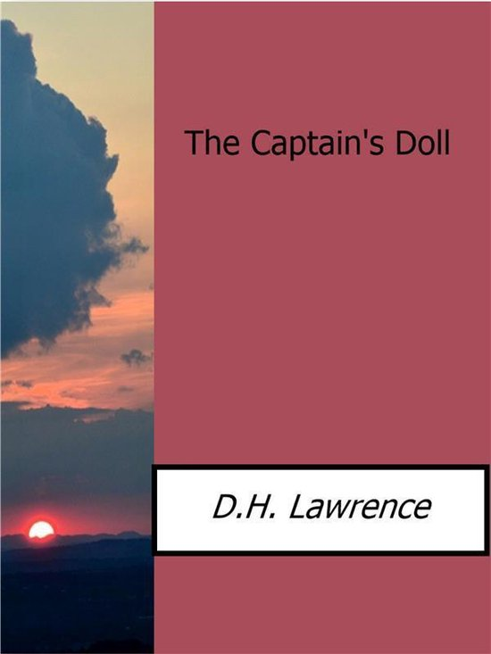 Boek cover The Captains Doll van D.H.Lawrence (Onbekend)