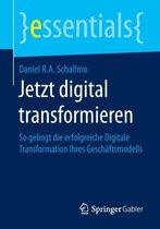 Jetzt Digital Transformieren