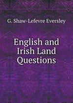 English and Irish Land Questions