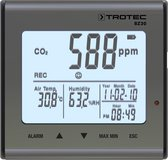 TROTEC CO2-luchtkwaliteit-datalogger BZ30