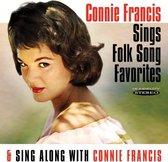 Francis Connie - Sings Folk Songs..