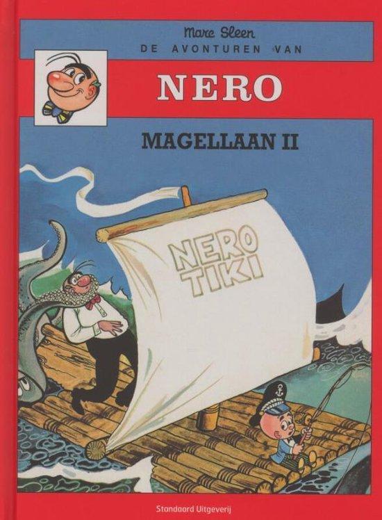 Nero 24 Magelaan II (hardcover) - Marc Sleen |