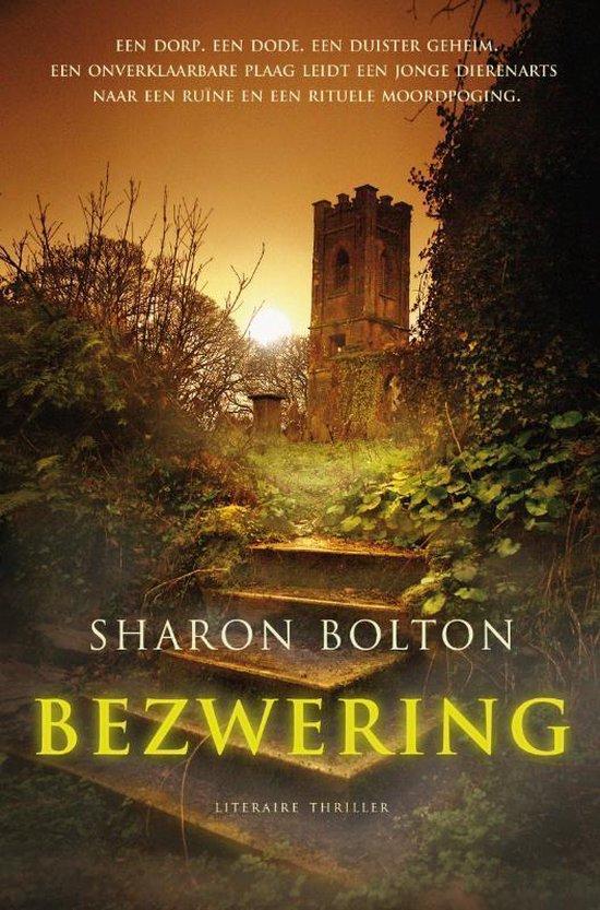 Boek cover Bezwering van Sharon Bolton