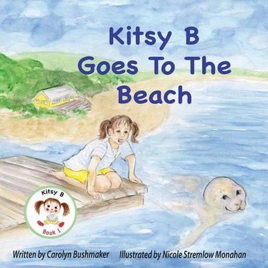 Kitsy B Goes to the Beach