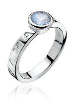 Zinzi - Zilveren Ring - 'Mama'   ZIR849