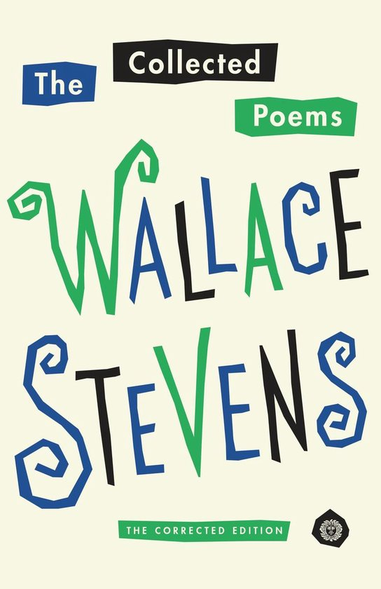 Boek cover The Collected Poems of Wallace Stevens van Wallace Stevens (Onbekend)