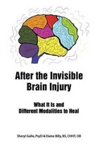 Omslag After the Invisible Brain Injury
