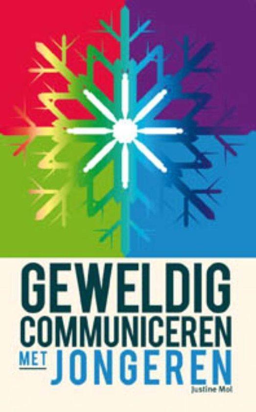 Boek cover Geweldig Communiceren met jongeren van Justine Mol (Paperback)