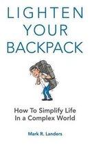 Lighten Your Backpack