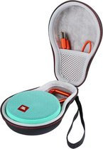 Hard Cover Opberghoes Voor JBL Clip 2/3 - Beschermhoes Travel Case Hoes Opbergtas
