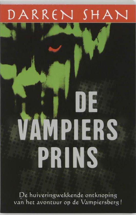 De Vampiersprins - Darren Shan   Fthsonline.com
