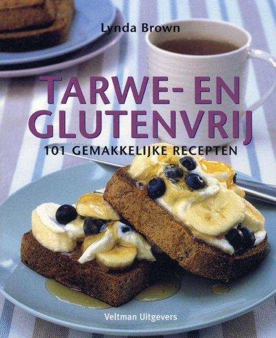 Cover van het boek 'Tarwe- en glutenvrij'