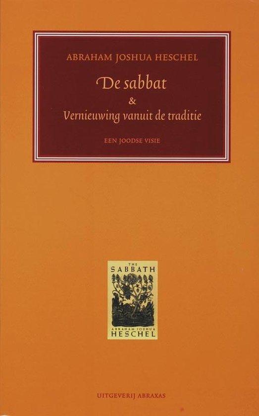 Fenomenologische bibliotheek 7 - De sabbat & vernieuwing van de moderne mens - A.J. Heschel   Readingchampions.org.uk