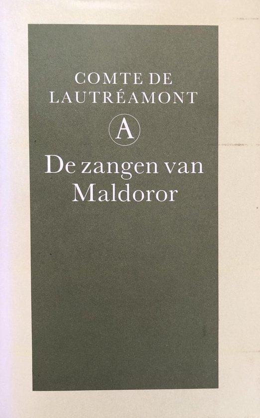 De zangen van Maldoror - Lautreaumont | Fthsonline.com
