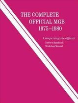 The Complete Official MGB