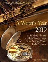 A Writer's Year 2019