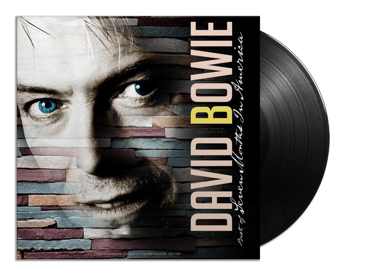 David Bowie - Seven Months in America - David Bowie