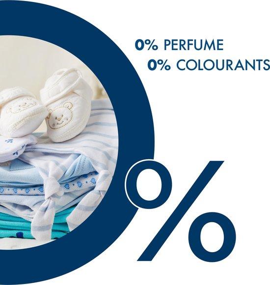 Neutral 0% Wit Parfumvrij - Wasmiddel - 60 wasbeurten