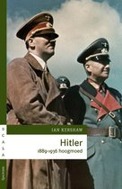 Boek cover Hitler 1889-1936 hoogmoed van Ian Kershaw