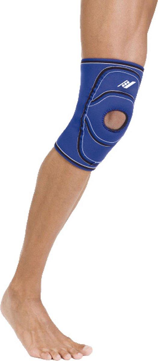 Rucanor Patello - Sportbandages - blauw kobalt - S