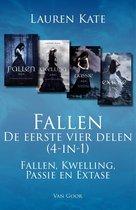 Fallen - Fallen de eerste vier delen (4-in-1)