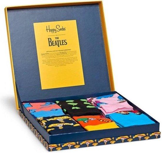 Happy Socks The Beatles Collector Box Set 36-40