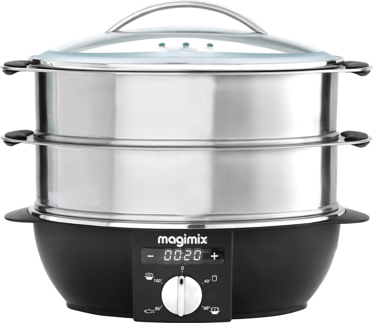 Magimix 11581NL Multifunctionele Stoomkoker