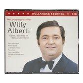 Willy Alberti CD Het Allermooiste Van Willy Alberti 3 discs - Muziek