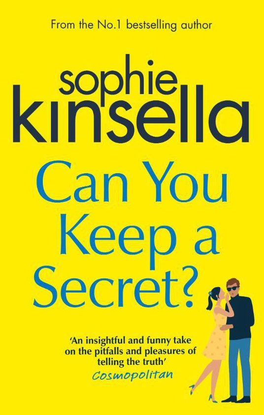 Omslag van Can You Keep A Secret?