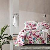 Dreamhouse Flower Bomb - Bedsprei - 260x250 + 2 kussenslopen 60x70 - Multi
