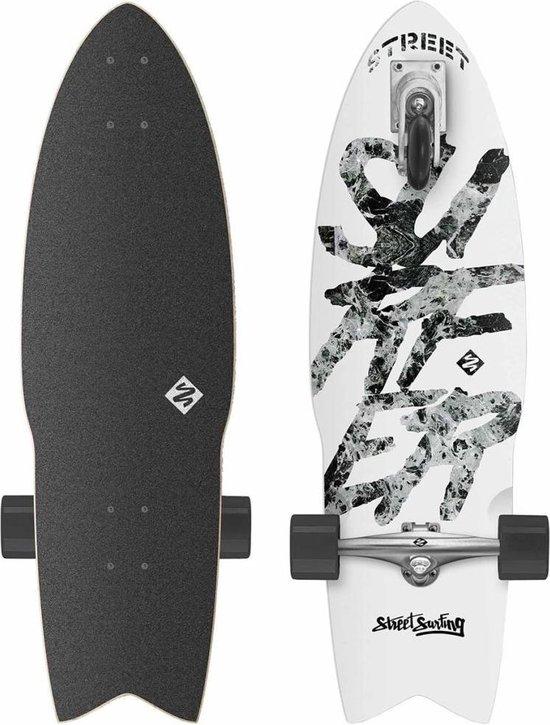 Longboard Street Surfing Shark A 30'