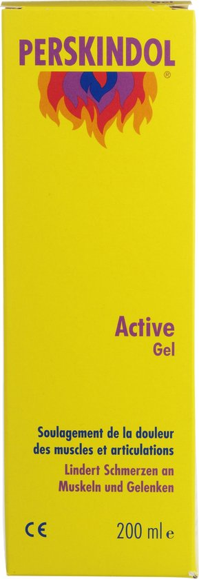 Perskindol Active Gel 200ml