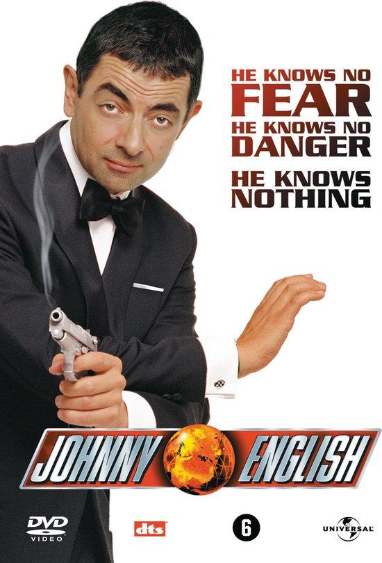 Cover van de film 'Johnny English'