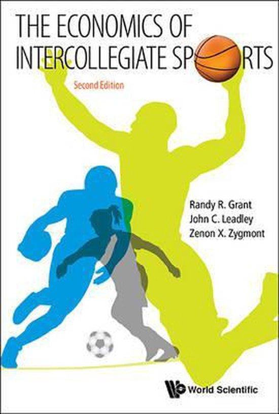 Boek cover Economics Of Intercollegiate Sports, The van John C Leadley (Hardcover)