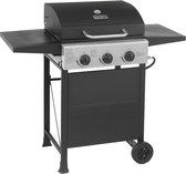Master Cook Gasbarbecue en Grill - 3 branders - RV