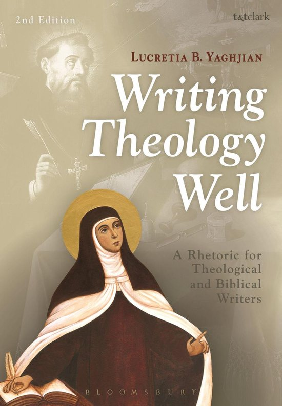 Boek cover Writing Theology Well 2nd Edition van Lucretia B. Yaghjian (Onbekend)