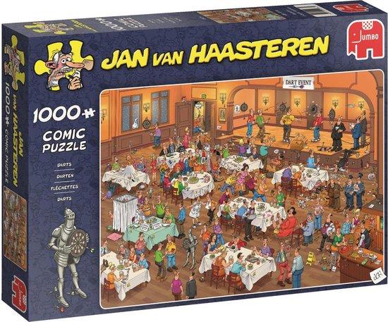 Jan van Haasteren Darts Puzzel 1000 Stukjes