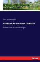 Handbuch des deutschen Strafrechts