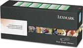 Lexmark C242XK0 tonercartridge Origineel Zwart 1 stuk(s)
