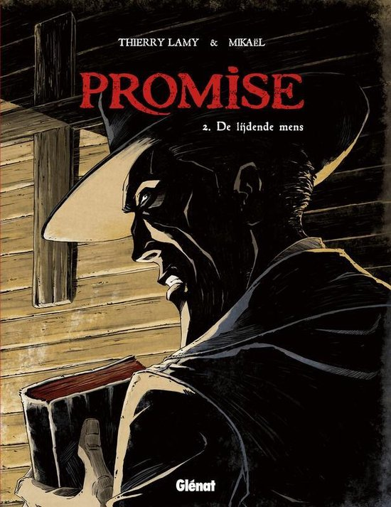 Promise hc02. de lijdende mens - Mikae͏̈l  