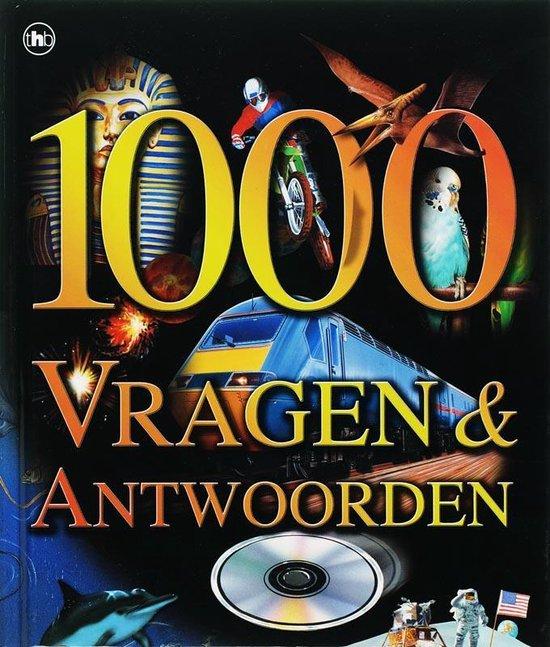 Cover van het boek '1000 Vragen en Antwoorden'
