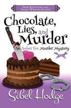Chocolate, Lies, and Murder (Amber Fox Mysteries Book #4)
